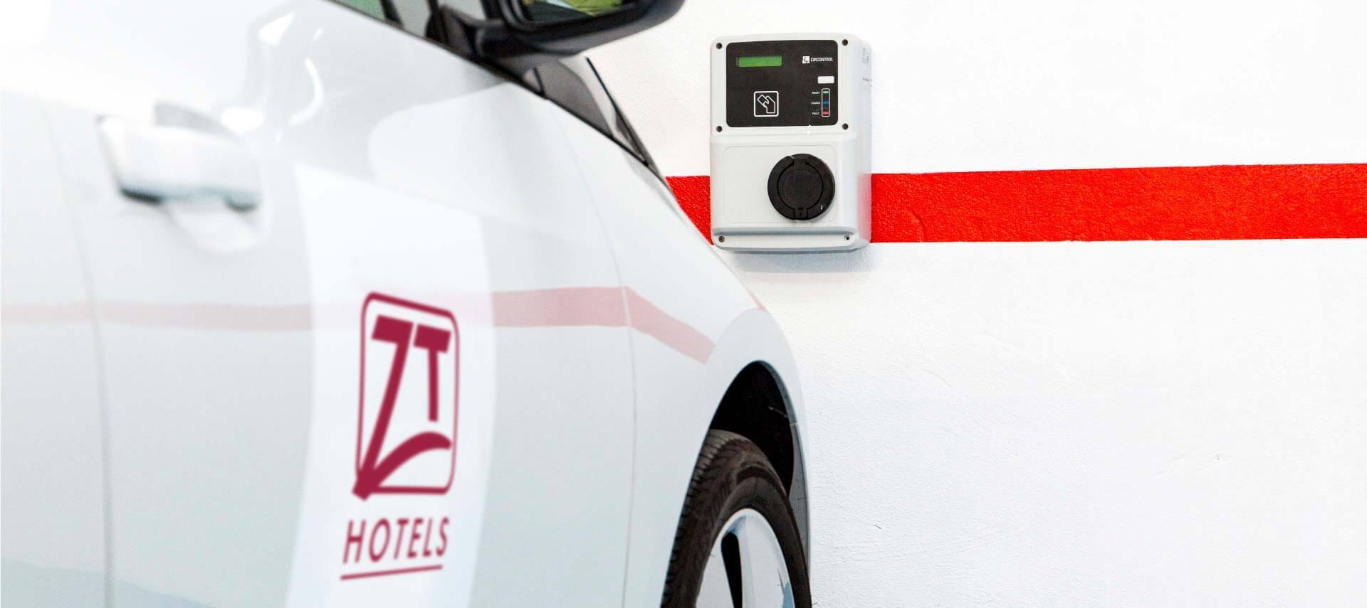 Alquilar coche eléctrico en Barcelona
